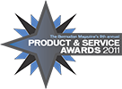 Bermudian Magazine's 2011 Product and Service award for Web Design